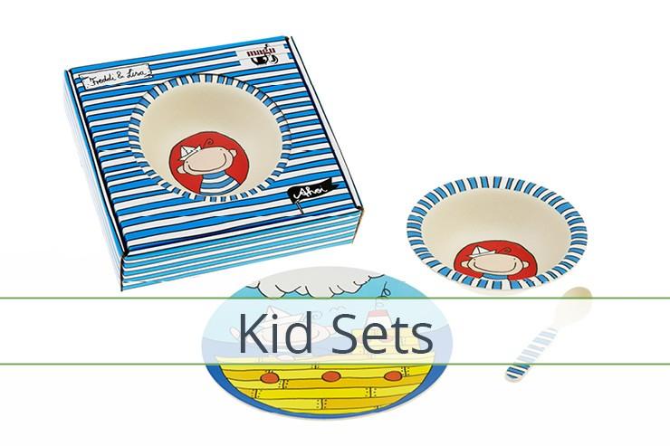 Kids Dish Sets