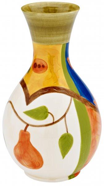 "Magu Keramik Vase 23cm handbemalt""MIDNIGHT"" - 192 873"
