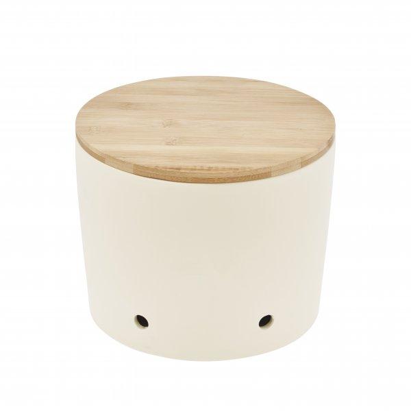 Magu Keramik Zwiebeltopf 20cm CERA-DESIGN Urban-Grey - 115 664