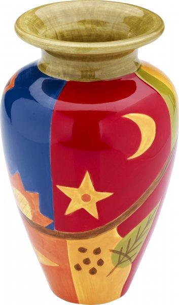 "Magu Keramik Vase 15cm handbemalt""MIDNIGHT"" - 192 851"
