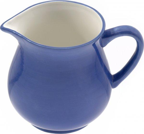 """Magu Keramik Krug 1,0 ltr. """"blau/weiß"""" - 111 912"""