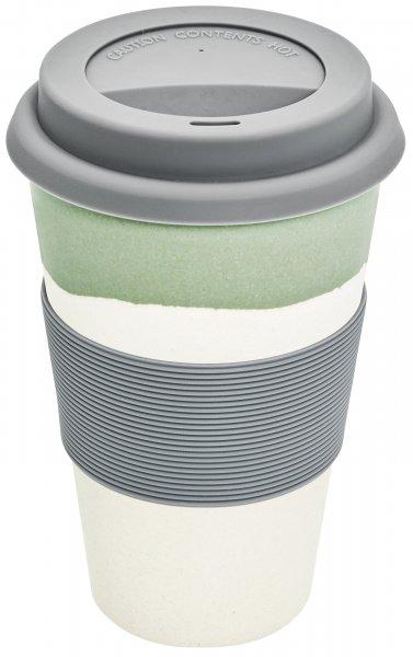 """Magu Trinkbecher Coffee to Go """"Natur Design"""" Bambusgeschirr - 151 465"""